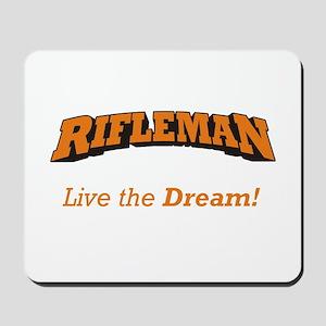 Rifleman - LTD Mousepad