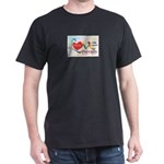 Only Love Prevails Dark T-Shirt