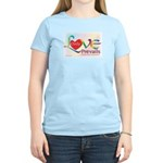 Only Love Prevails Women's Light T-Shirt