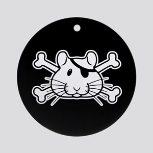 Bellingham Pirate 1 Ornament (Round)