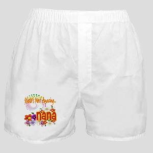 Most Amazing Nana Boxer Shorts