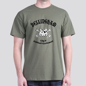 Bellingham Subdued Dark T-Shirt