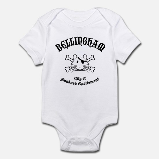 Bellingham Subdued Infant Bodysuit