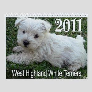 Westie Calendar