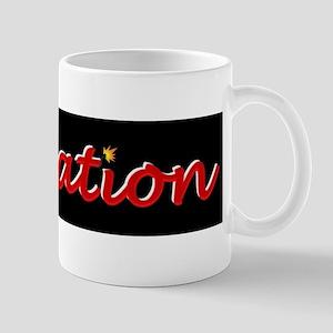 TnT Nation Blk Mug
