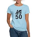 Great 50th Birthday Women's Light T-Shirt