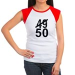 Great 50th Birthday Women's Cap Sleeve T-Shirt