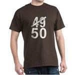 Great 50th Birthday Dark T-Shirt