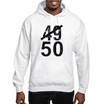 Great 50th Birthday Hooded Sweatshirt