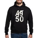 Great 50th Birthday Hoodie (dark)
