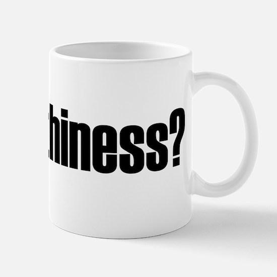 got truthiness - Mug