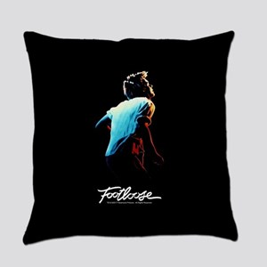 Footloose Ren Dancing Color Everyday Pillow