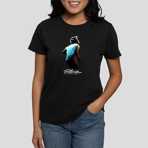 Footloose Ren Dancing Color Women's Dark T-Shirt