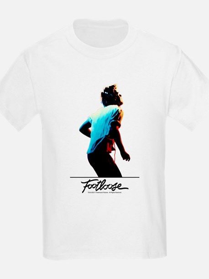 Footloose Ren Dancing Color T-Shirt