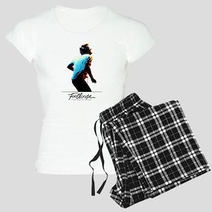 Footloose Ren Dancing Color Women's Light Pajamas
