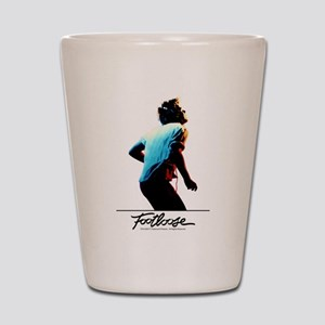 Footloose Ren Dancing Color Shot Glass