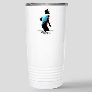 Footloose Ren Dan 16 oz Stainless Steel Travel Mug
