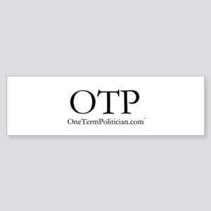 OTP Bumper Sticker