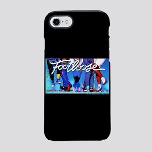 Footloose Dancing Feet iPhone 7 Tough Case