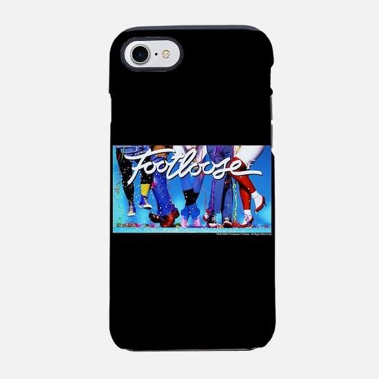 Footloose Dancing Feet iPhone 7 Tough Case