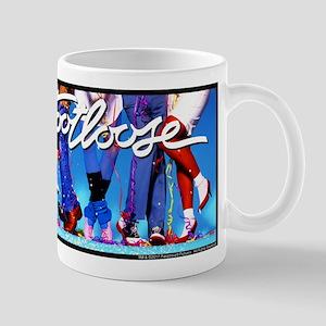 Footloose Dancing Feet 11 oz Ceramic Mug