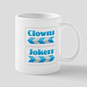 Clowns and Jokers Mugs