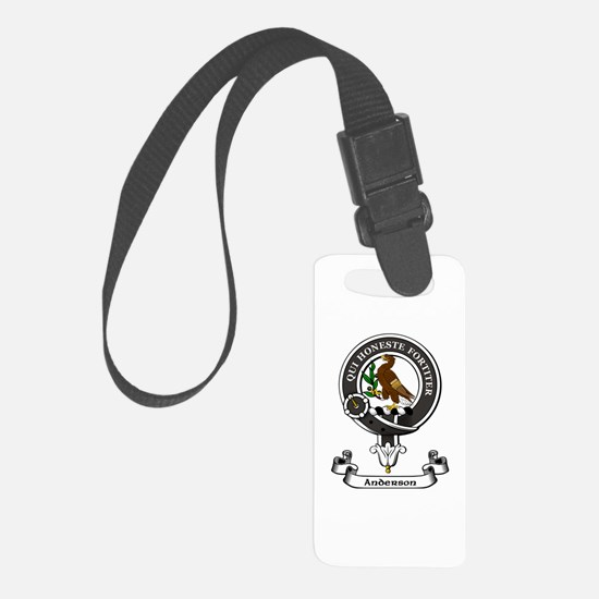 Badge-Anderson [Edinburgh] Luggage Tag