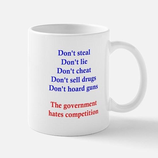 Government Competition Mug