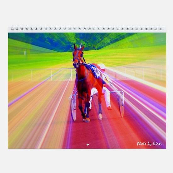 Harness Horse Racing Calendar 2013