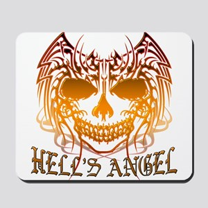 Hell's Angel Mousepad