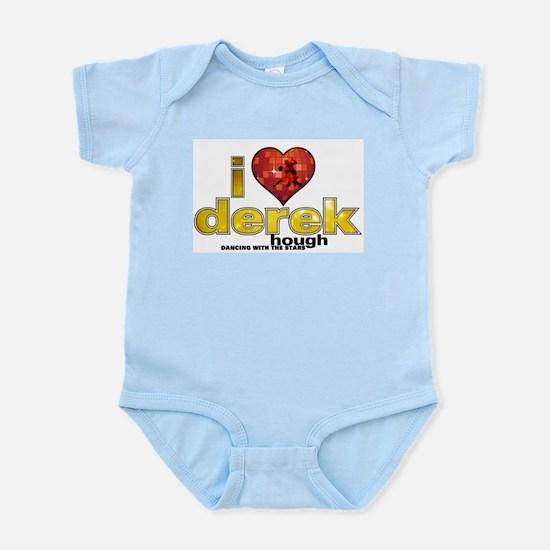I Heart Derek Hough Infant Bodysuit