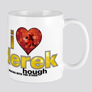 I Heart Derek Hough Mug
