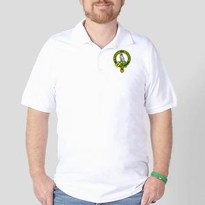Clan Hunter Golf Shirt