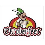 Oktoberfest Small Poster