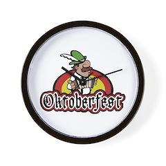 Oktoberfest Wall Clock