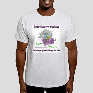 ID Good Things Ash Grey T-Shirt