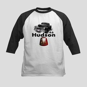 1946 Hudson Truck Kids Baseball Jersey