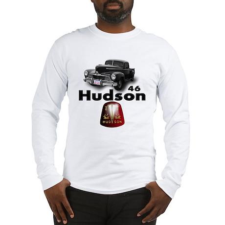 1946 Hudson Truck Long Sleeve T-Shirt