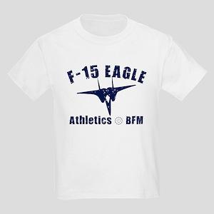 Varsity F-15 Kids Light T-Shirt