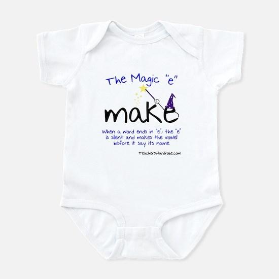 "The Magic ""E"" Infant Bodysuit"
