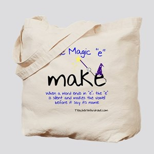 "The Magic ""E"" Tote Bag"