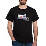 ILY Massachusetts Dark T-Shirt