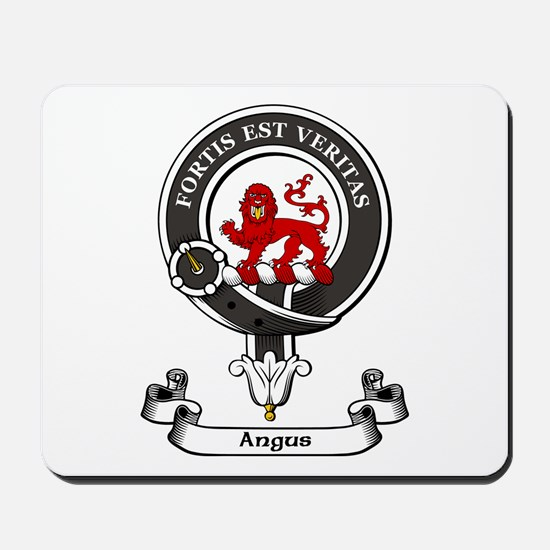 Badge - Angus Mousepad