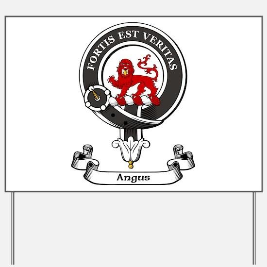 Badge - Angus Yard Sign
