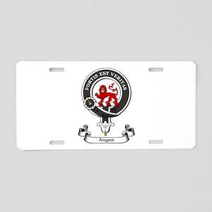 Badge - Angus Aluminum License Plate