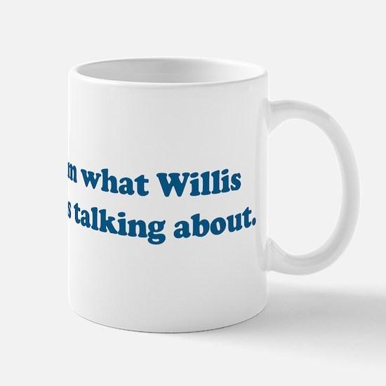 Willis Mug
