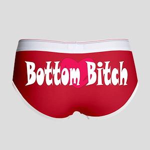 Bottom Bitch Women's Boy Brief