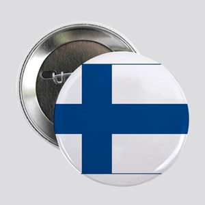 "Finland Flag 2.25"" Button"