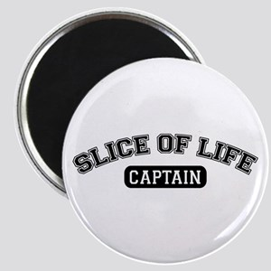 Slice of Life Captain Magnet
