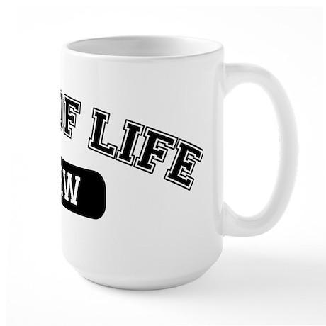Slice Of Life Crew Large Mug